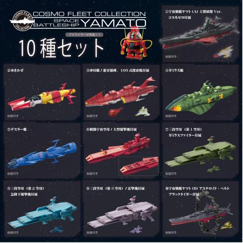 宇宙戦艦ヤマト』コスモフリート...